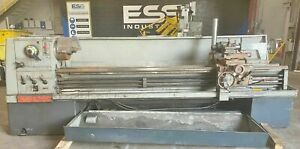 Clausing Colchester 21 X 88 Geared Head Engine Lathe Mark