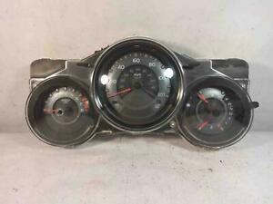 03 04 Honda Element Speedometer Cluster 78100scva410