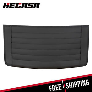 New Louver Hood Air Vent Grille Panel For 2006 2010 Hummer H3 20880500