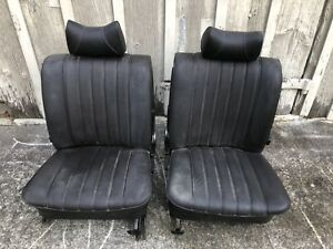 Mercedes Benz 200 220 230 240 D 250 280 E C Ce W114 W115 Both Seat Assembly Oem