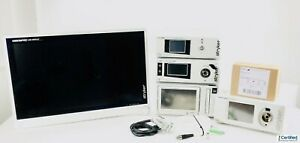 Stryker 1588 Aim Laparoscopy System W l10 Light Source Sdc Pnuemosure More
