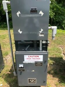 Cooper Crouse hinds Constant Current Regulator 3 step 15 Kw 480 Volts