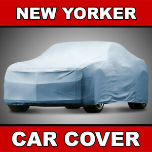 Chrysler New Yorker Car Cover All Weather Waterproof Best Custom Fit