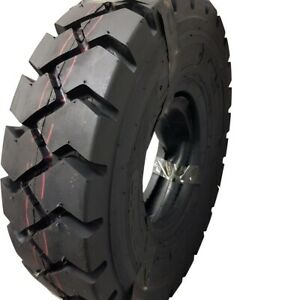 6 50 10 12 Ply 1 Tire Tube Flap 6 50x16 Road Crew Forklift Tires