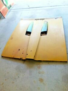 1969 69 1970 70 Gto Judge Ram Air Iii Iv Original Hood 455 Ho Survivor Endura Ra