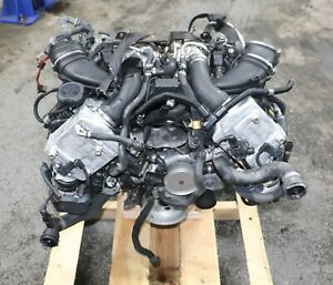V8 4 4i Twin Turbo Engine Motor N63 Oem Bmw E70 E71 112k Miles Tested