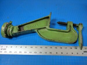 Niagara Base Roper Whitney Stand Pexto Roll Peck Stow Clamp Holder