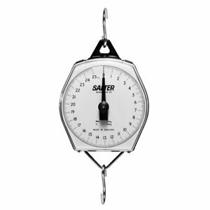 Brecknell 235 6s 110 50 Mechanical Hanging Scale 110lb X 8oz 50kg X 200g