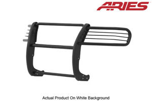 Aries Black Grille Brush Guard 1pc For 2006 10 Ford Explorer 07 10 Sport Trac