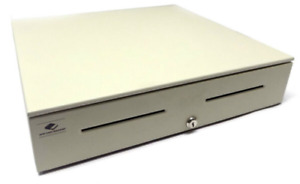 Apg Jb320 cw1816 c Series White Heavy Duty Cash Drawer W Key