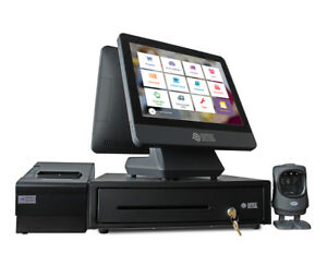 Nrs Plus Pos 2020 Point Of Sale System usa Only Cash Register Bundle