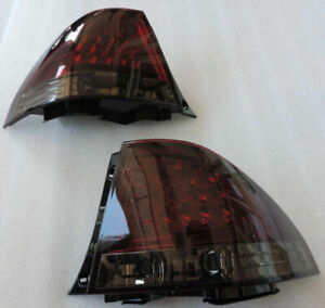 Dhl Ship New Led Tail Rear Lamp For Lexus 1999 2005 Is200 Is300 Red Smoke
