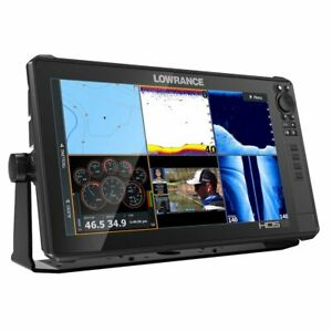Lowrance HDS 16 LIVE with Active Imaging 3 in 1 Transom Mount 000 14434 001