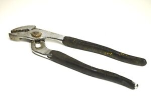45381 Craftsman Slip Joint Channel Lock Pliers 10 Insulated Handles Freeship