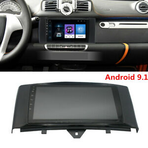 9 Android 9 1 Car Stereo Radio Gps Navigation 1 16g For Smart Fortwo 2011 2014