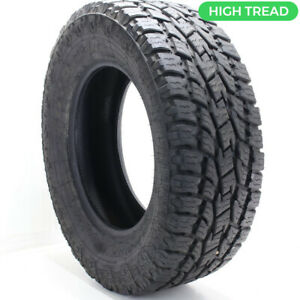 Used Lt 285 65r18 Toyo Open Country A t Ii Xtreme 125 122s 14 32