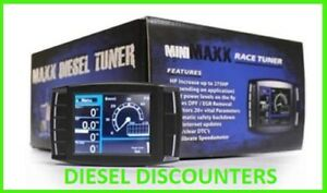 H S Mini Maxx Dpf Delete Race Tuner Ford Chevrolet Gm Dodge Chevy