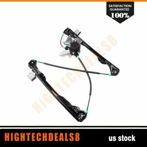 Power Window Regulator Passenger Side Front With Motor For 2000 07 Ford Focus