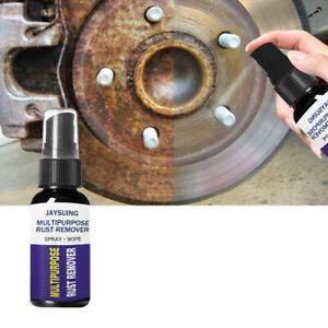 1 Rust Remover Paint Care Derusting Spray Car Cleaning Maintenance Accessories