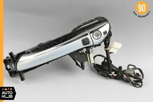 00 06 Mercedes W220 S55 Amg Cl500 Front Left Driver Door Handle Keyless Go Oem