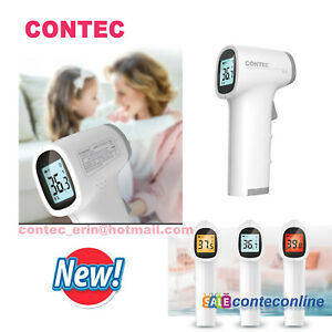 Infrared Forehead Thermometer Gun Non Contact Digital Led Body Temperature