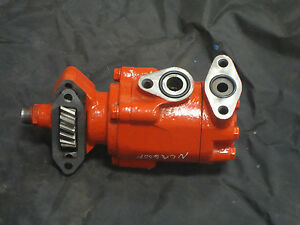 600 601 661 800 801 861 900 901 2000 4000 Ford Tractor Hydraulic Pump