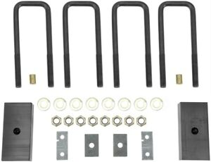 Suspension Leaf Spring Block Kit Rear Rancho Rs70901 Fits 05 18 Toyota Tacoma