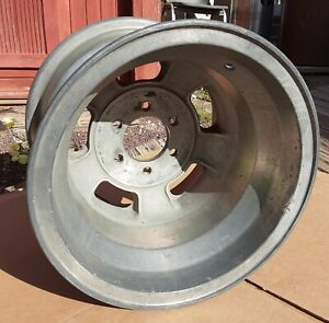 15x12 Halibrand Vintage Sprint Car Wheel Champ Car Dragster Drag Indy Car Usac