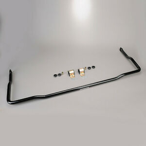 1984 1996 Corvette Rear Sway Bar Kit Solid 25 4mm Metal Bar 617211