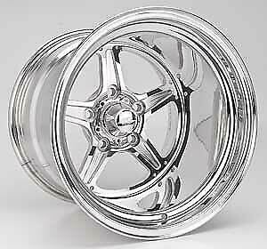 Billet Specialties Rs035126135n Street Lite Wheel Size 15 X 12 Rear Spacing