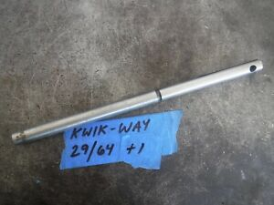 Kwik Way Tapered Valve Seat Grinding Pilot 29 64 1 Cummins Nh New