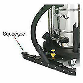 Front Mount Squeegee Kit For 15 Gallon Wet Dry Vacuum
