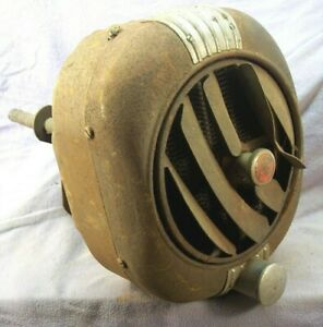 1930 1940s Ford Chevrolet Dodge Plymouth Accessory Heater Used As Found