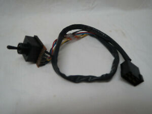Vitaloni Power Mirror Switch Alfa Romeo Gtv 6 Spider Ferrari Maserati