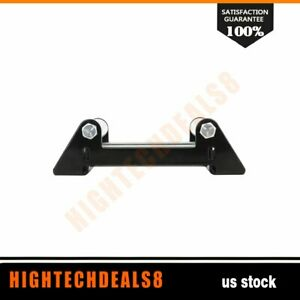 4 Way Roller Cable Guide Roller Fairlead 4000 5000lbs Winch Stainless Steel