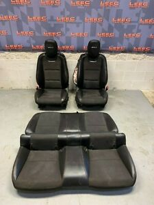 2013 Chevrolet Camaro Zl1 Oem Front Rear Seats Read