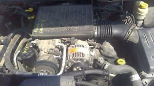 2001 2002 2003 2004 Jeep Grand Cherokee Engine Assembly Vin N 8th Digit