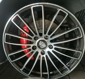 21 Porsche Techart Cayenne Panamera Turbo Forged Wheels