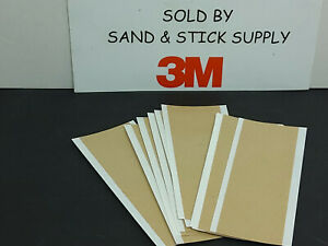 3m 950 Acrylic Adhesive Transfer Double Stick Tape 10 2 X 6 Strips