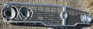 1968 Chrysler Imperial Complete Grille Grill F