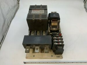 Sylvania Size 5 Starter Model T13u035 Type Tm Max Hp 200