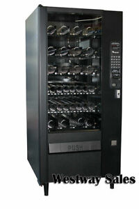 Automatic Products Ap Lcm 2 Snack Vending Machine 4 wide Mdb Free Shipping