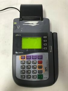 Verifone Omni 3200 Credit Card Reader Untested