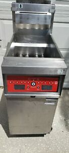 Vulcan Digital With Timer 40 45 Lb Gas Fryer