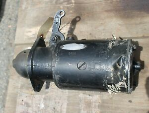 1942 1946 1947 1948 Chevy Car 1949 1950 1951 Chevy Truck Rebuilt 1107055 Starter