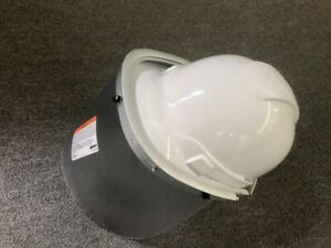 Pyramex Hard Hat Cap Style Adapter And Face Shield Hp44110 Hhaa