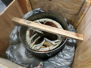 Generac 0a2865d Assembly Stator 520 For 300kw Generator New In Crate
