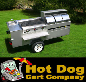 Hot Dog Cart Vending Concession Trailer Stand New Dynamite Hot Dog Cart