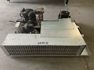 Refrigeration Condenser Unit For Structural Concept Display Case Sb5754 3924