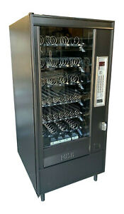 Automatic Products Ap 6600 Snack Vending Machine Reconditioned 4 wide